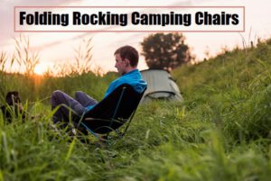 Best Folding Rocking Chairs For Camping