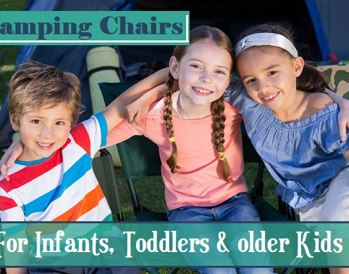 Camping Chairs For Toddlers & Babies